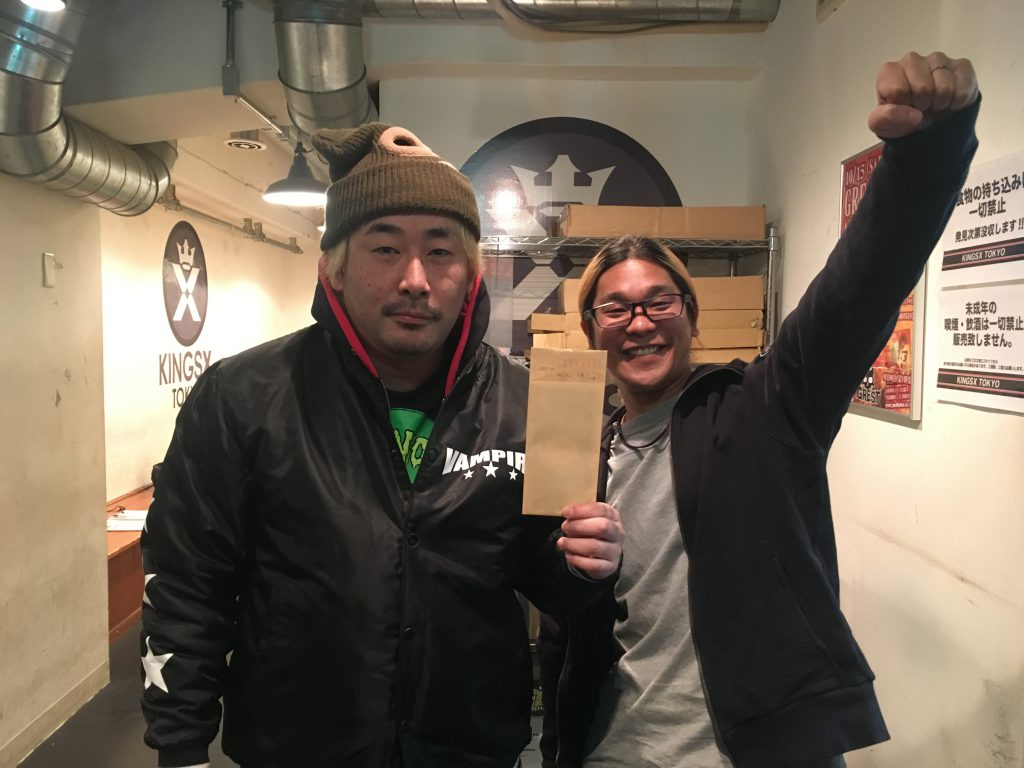 立川BABEL店長 ジュリエッタとPiNE
